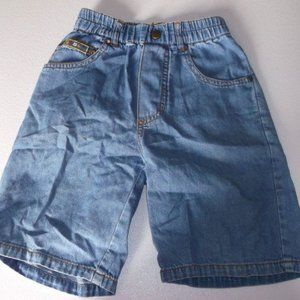 Denin Shorts w Elastic Waist Boys Size 5